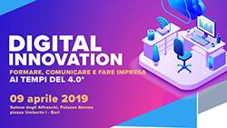 Digital Innovation. Formare, comunicare e fare impresa ai tempi del 4.0